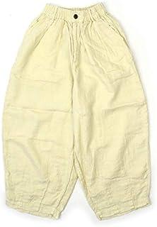 HARVESTY ハーベスティ LINEN CIRCUS PANTS リネンサーカスパンツ A11910 0,アイボリー(31)