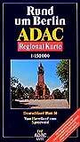 ADAC Karte, Rund um Berlin - unbekannt