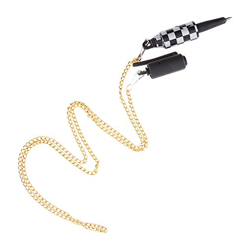 Bonarty Pen To Necklace Pen Trick Kits For Magician Accessory Stage Practice