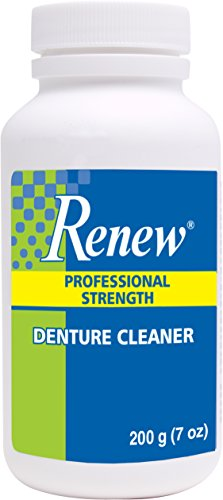 Justi Renew Denture Cleaner