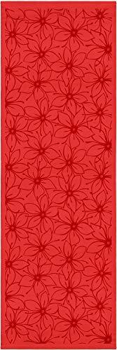 Ekelund tischläufer tischdecke rödsta 35 x 120 cm 55% Bio-Baumwolle 45% leinen