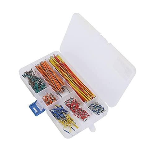 Cables De Puente Para Placa De Pruebas, Cables De Puente En Forma De U Aluminio Cobre Para MP3 Para Lectores De Tarjetas Para Computadoras