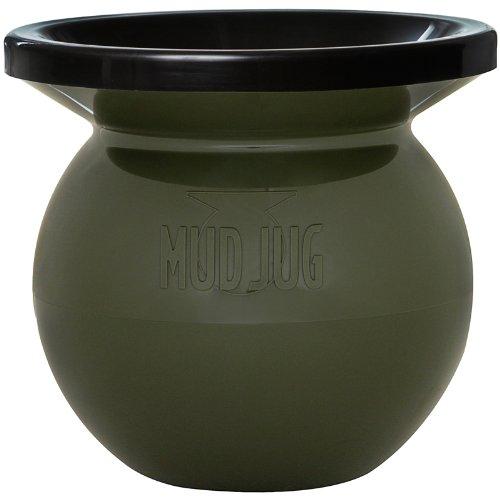 New Olive Drab Mud Jug™ Portable Spittoon
