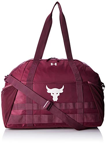 Under Armour Women's Project Rock Gym Bag Duffle Bag