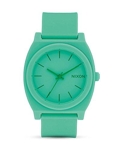 Nixon Reloj Analógico para Unisex de Cuarzo con Correa en Plstico A1192288