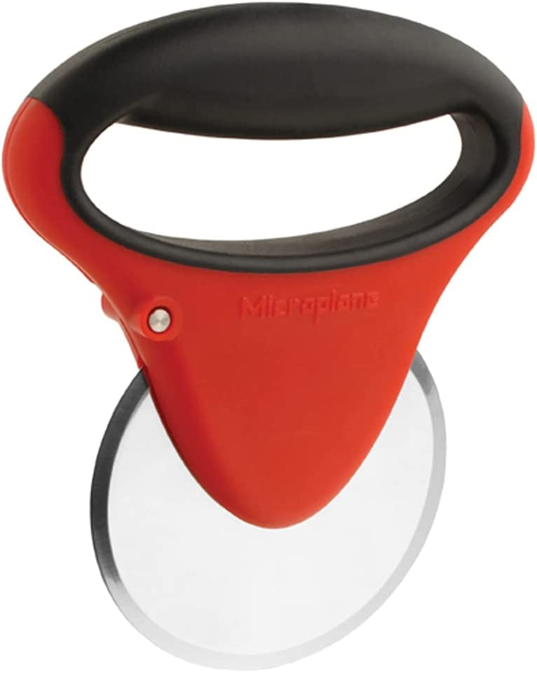 Microplane Pizza Cutter Red Overseas parallel import Super Special SALE held regular item