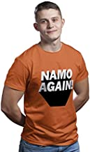 PrintBharat Unisex NaMo Election Special Half Sleeve 100% Cotton Tshirt