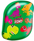 Kid Licensing Cepillo De Pelo Sin Mango Caja Acetato Crazy Dino 70 gr