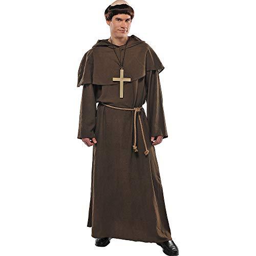 Costume de moine - taille standard
