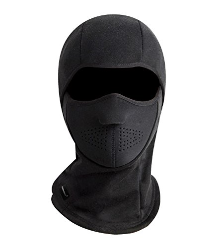 ZERDOCEAN Winter Windproof Fleece Full Face Motorcycle Ski Mask...