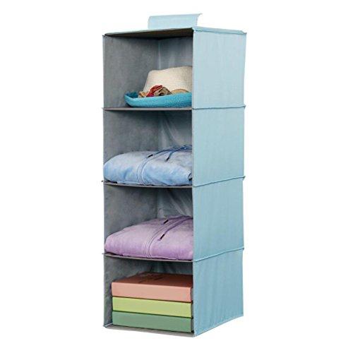 Sacs de rangement Xuan - Worth Another Blue Wardrobe pour vêtements de Rangement Garde-Robe sous-vêtements Coffre à tiroir Multicouches Boîte de Rangement en Tissu