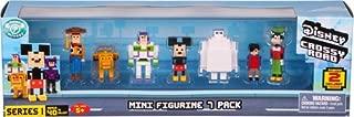 Crossy Road Disney Mini Figures 7 Pk