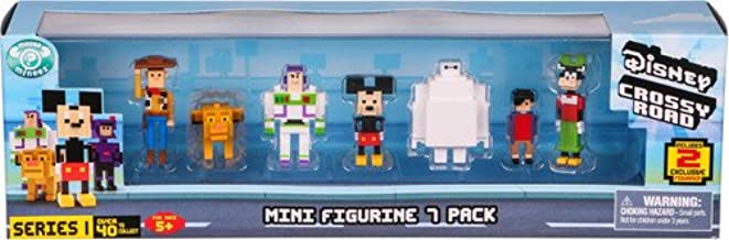 Disney Crossy Carretera 71007 Mini Figuras (Pack de 7)