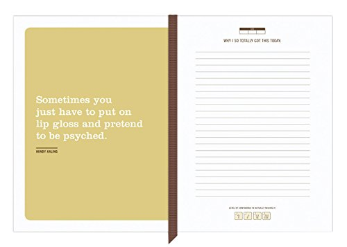 Knock Knock I Totally Got This Inner-Truth Journal (Large, 7 x 9.5-inches) Photo #2