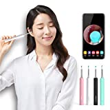 BEBIRD Ear Cleaner,Earwax Removal Tools,Ear Camera,1080P FHD Endoscope, Wireless Otoscope, Ear Scope with 6 LED Light for Android iOS Device