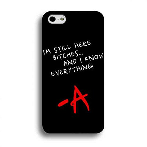 Apple iPhone 6/iPhone 6S Pretty Little Liars Handyhülle,Neue Mode Tv Zeigen Handyhülle,Pretty Little Liars Pll Tpu Silikon Handyhülle