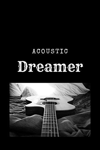 Acoustic Dreamer: A Guided Dream Journal With Prompts