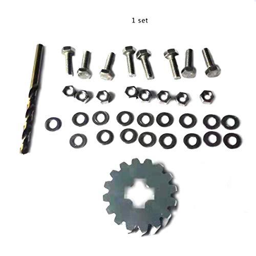 Morninganswer Kit de reparación de engranajes para Ford Galaxy Seat Alhambra VW Sharan