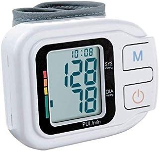 [Liquidación de Stock!!] ObboMed MM-4590 Monitor Digital de Presión Arterial de Muñeca Totalmente Automático con Detector de Pulso Irregular e Indicador de Clasificación de la OMS - Blanco