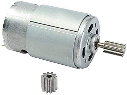 weelye Universal 550 40000RPM Electric Motor RS550 12V Motor Drive Engine Accessory for RC Car Children Ride on Toys Replacement Parts