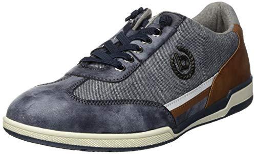 bugatti Herren 321726035000 Sneaker, Blau, 46 EU
