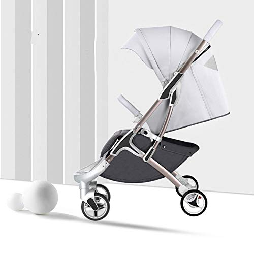 Affordable YYZZ Baby Stroller,Baby Stroller High View can sit or fold Baby Stroller Lightweight Baby...