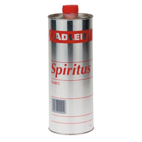 ADLER Spiritus 1l Verdünnung Reiniger und Brennstoff