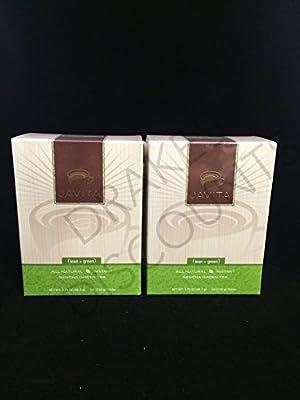 Burn + Control Weightloss Gourmet Instant Coffee by Javita (2 Pack)