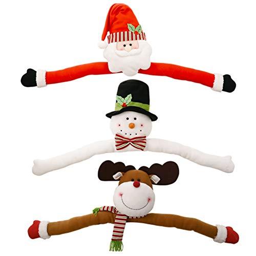Moligh doll Weihnachtsschmuck Weihnachtsbaum Umarmung Baumkrone Cartoon...
