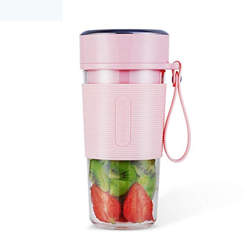 Portable Electric Juicer Cup Mini Portable Juicer Cup USB Charging Small Fresh Squeezer Taste Smooth And Delicate Light Body
