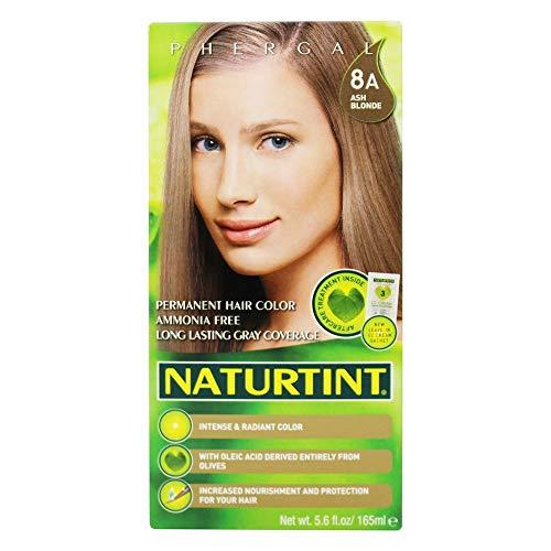 Naturtint Permanente Haarfarbe, 8A Aschblond, 127 ml