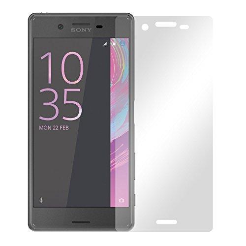 Slabo 4 x Bildschirmschutzfolie für Sony Xperia X   X Performance Bildschirmfolie Schutzfolie Folie Zubehör Crystal Clear KLAR