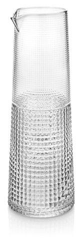IVV Glassware - Caraffa Speedy da 27,9 cm Trasparente