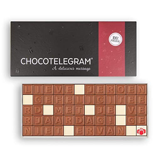 Chocotelegram - 60 letters