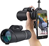 Best Monoculars - 10-20x50 Kalawen Zoom Monocular Telescope Compact with Smartphone Review