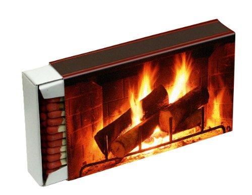 Allumettes pour barbecue, cheminée et bougies 10 cm, divers motifs, Cheminée, 10 Stk