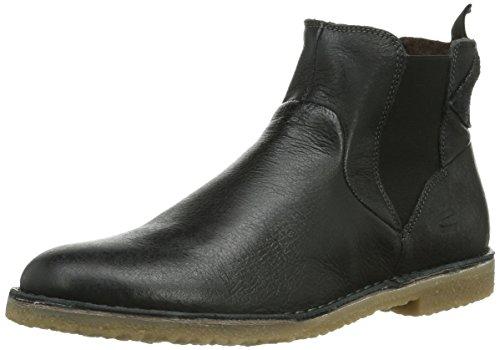 camel active Damen Vienna 71 Chelsea Boots, Schwarz (Black), 41 EU