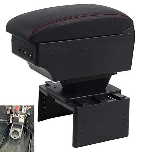 MOUNTAIN MEN Para Peugeot 206 Apoyabrazos Universal Box Car Center Console Modificación...