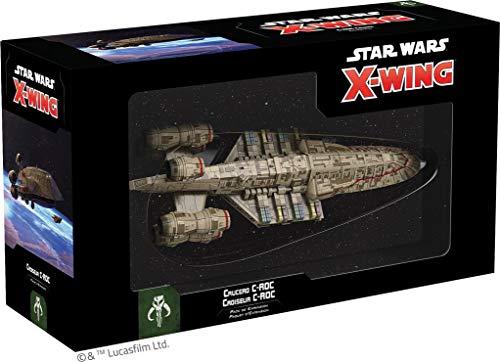 Fantasy Flight Games - Star Wars X-Wing 2.0 - C-ROC Kreuz Farbe (SWZ56ES)
