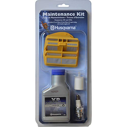 Husqvarna 531309681 Chain Saw Maintenance Kit For 445 and 450