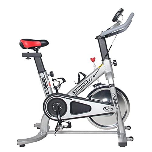 Spinning Bike Las Bicicletas De Ejercicios Se Utilizan En Los Gimnasios para El Hogar, La Bicicleta Estacionaria Interior con Asiento Y Mango Ajustable, Hombres Mujeres Gimnasia Girando Bicicletas
