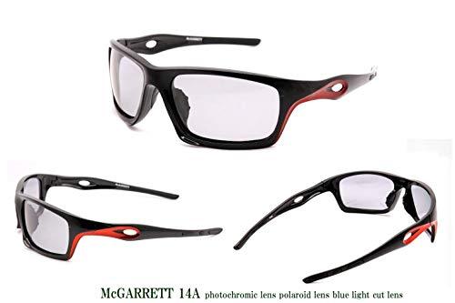 McGARRETT R006 偏光調光レンズ
