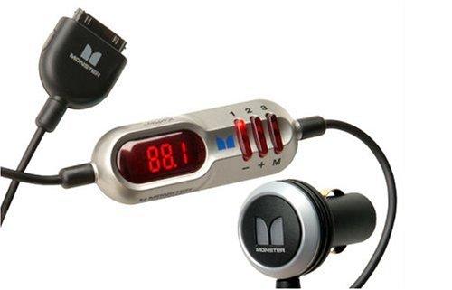 Hama Monster FM-Transmitter iCarPlay Wireless Plus