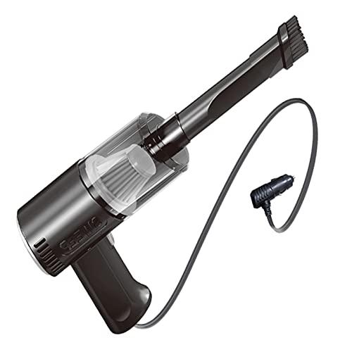 Aumotop Aspirador de Mano con Cable para Automóvil, 120W Alta energía Succión Fuerte Filtrado Múltiple Bajo Nivel de Ruido, Aspiradoras para Coche, Oficina y Hogar