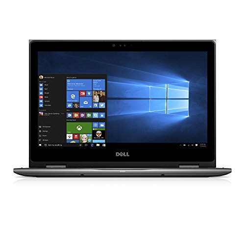 Dell Inspiron i5378-7171GRY 13.3 FHD 2-In-1 (7th Generation Intel Core i7, 8GB, 256GB SSD) Microsoft Signature Image