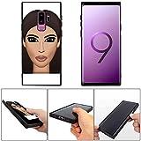BesteeCase Kim Kardashian Compatible Galaxy S9 Plus 6.2in