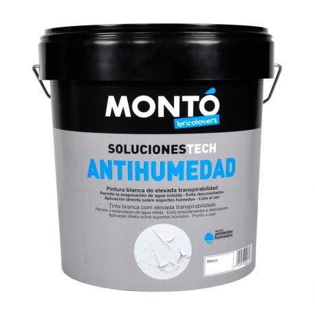 PINTURA MONTO ANTIHUMEDAD BLANCO 750ML
