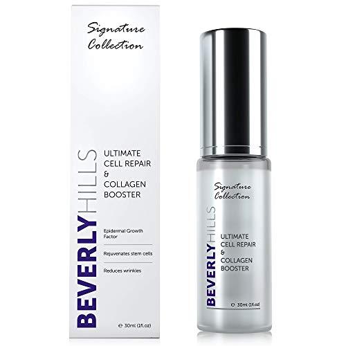Anti Ageing Collagen Cream with EGF that Rejuvenates Stem Cells and Repairs...