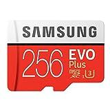 Samsung EVO Plus microSD Card (2020) with SD Adapter (256GB)