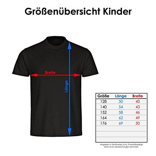 T-Shirt Classic I Love Winsen Schwarz Kinder Gr. 128 bis 176, Größe:176 - 3
